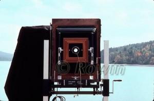 Polaroid 20 x 24 inch camera