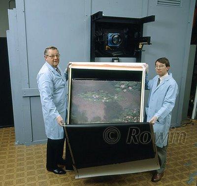 Polaroid 40 x 80 inch camera
