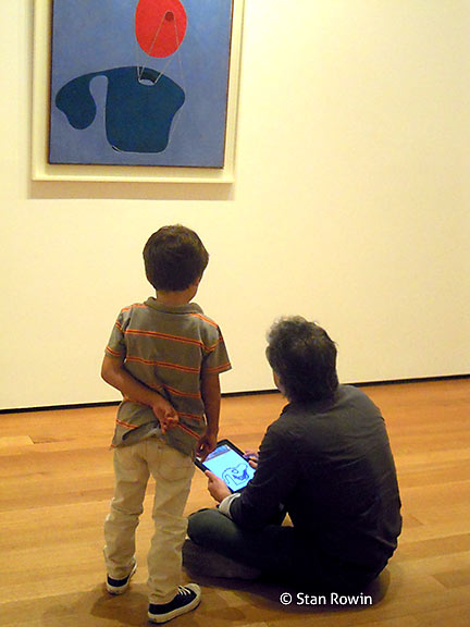 art education at Museum of Modern Art