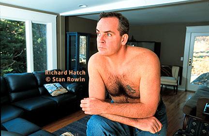 Photo of Richard Hatch, Survivor TV show winner
