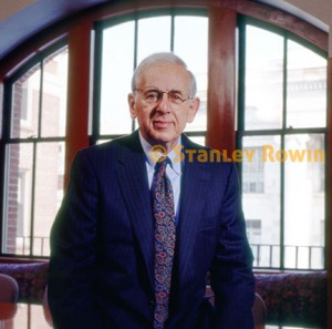 H. Richard Nesson MD, professor at Harvard Medical School, president of Brigham and Women's Hospital, and the first chief executive officer of Partners HealthCare System Inc