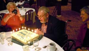 Dr C Everett Koop's Birthday Party