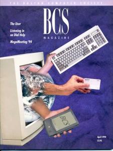 Boson Computer Society Magazine Cover