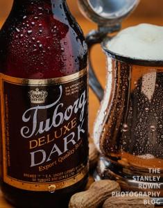 Tuborg Beer ad photo