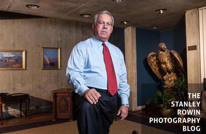 Photo of Boston Mayor Thomas Menino