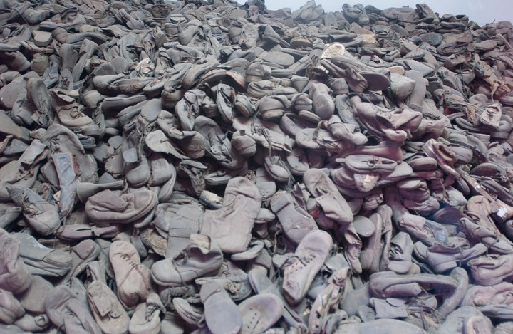 Auschwitz;Pile of Shoes,